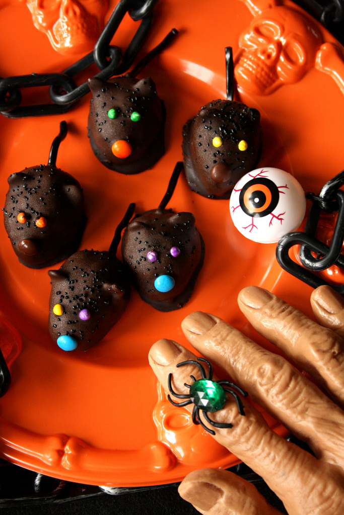 Halloween Treats: Taste of Home's Midnight Mice