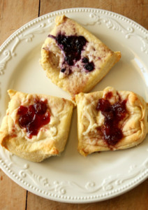 Anna Olson's Orchard Fruit Danishes