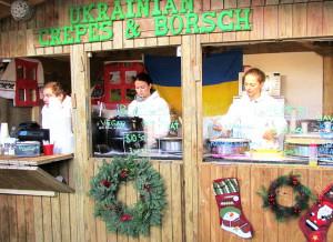 Vancouver Christmas Market & Ferrero Rocher Mini-Dome