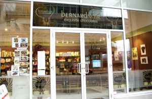 Holiday Tour of Bernard Noir Chocolate Boutique