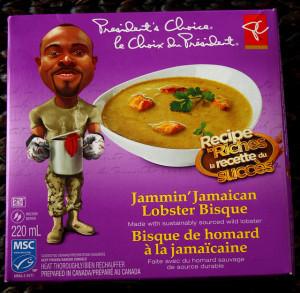 Recipe to Riches Entrée Winner: Jammin' Jamaican Lobster Bisque