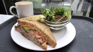 The Gallery Café, Vancouver, BC