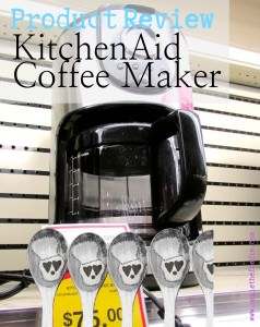 Product Review: KitchenAid Coffee Maker