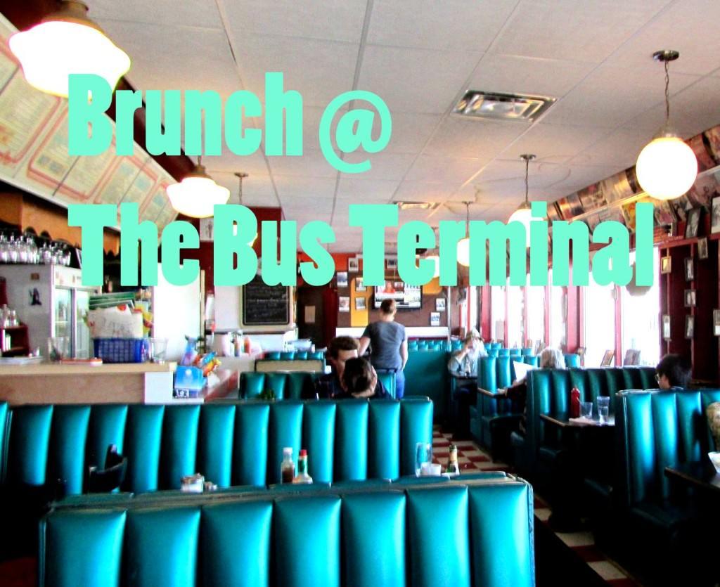Restaurant Review: Brunch @ The Bus Terminal