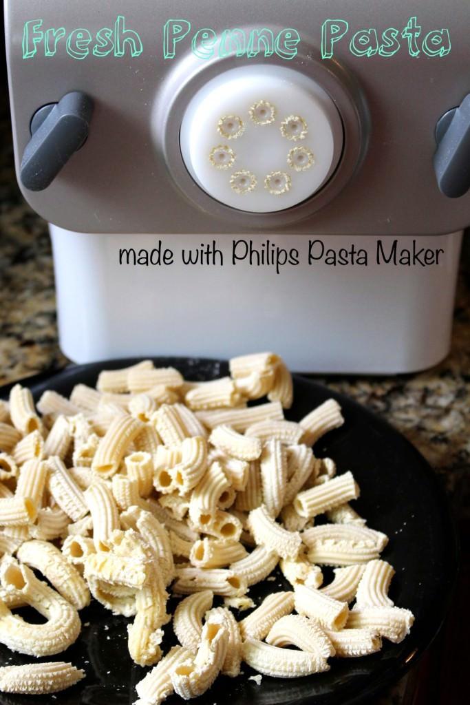 Product Testing: Philips Pasta Maker Take 2