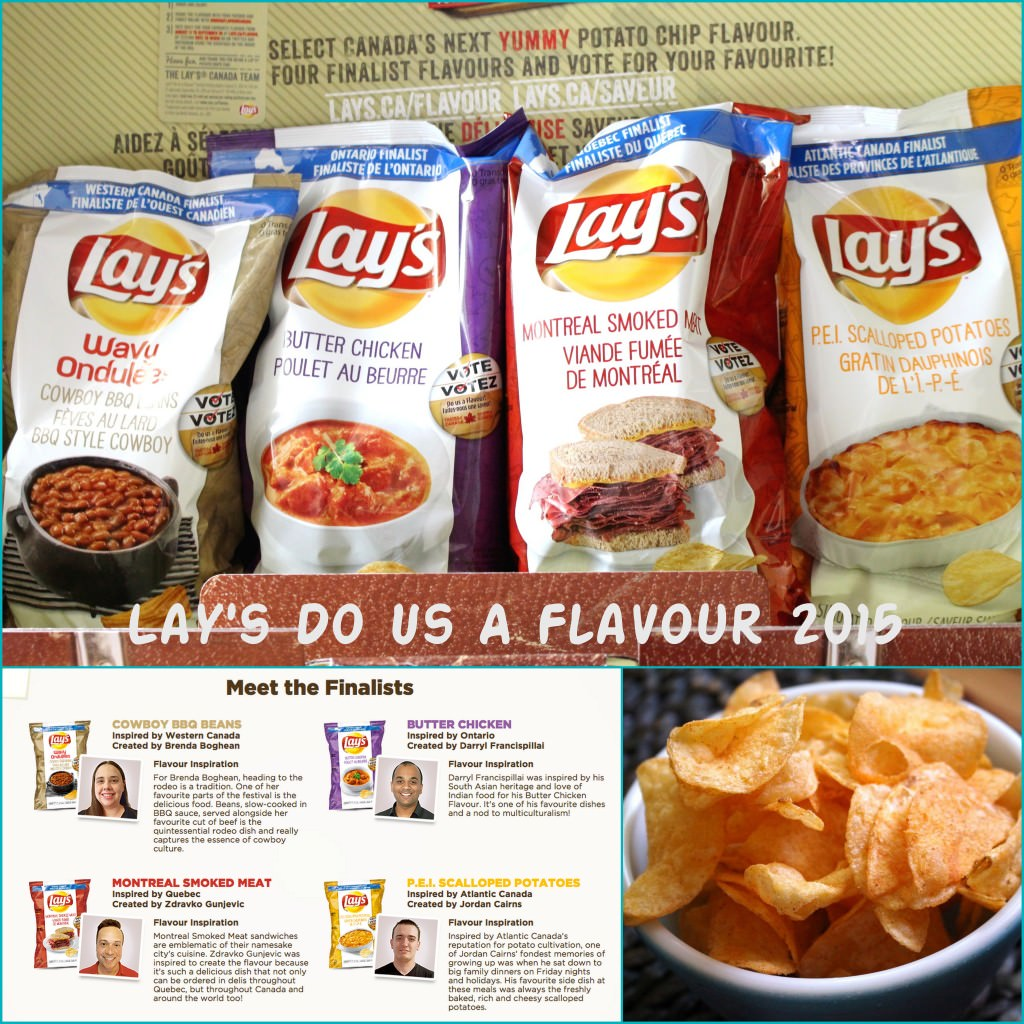Lay's Do Us A Flavour 2015