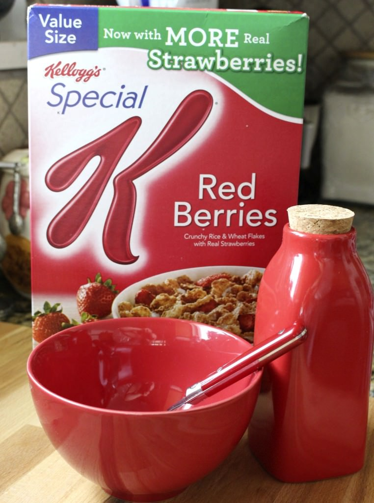 Kellogg's Special K Red Berries Product Review & Giveaway (Contest Closed)