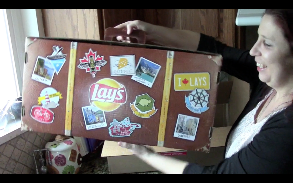 LAY's Do Us A Flavour Taste of Canada Reveal!