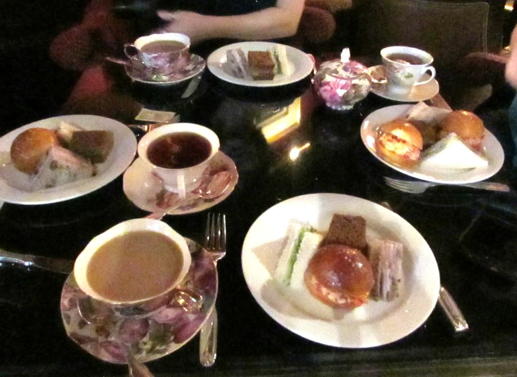 High Tea with Suzie the Foodie
