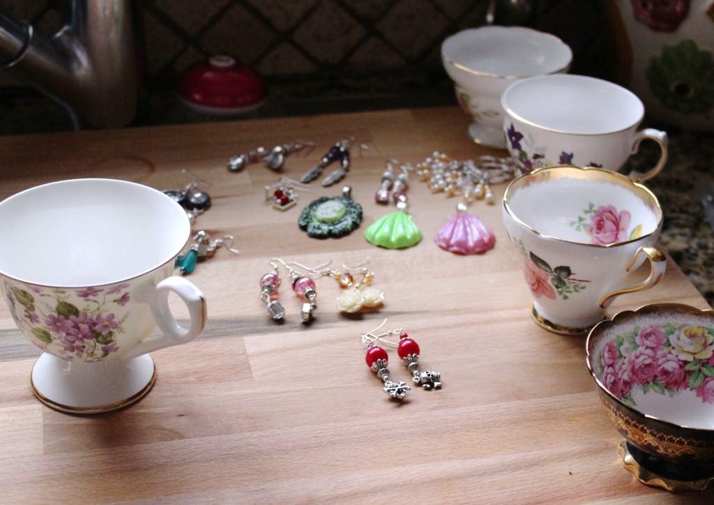 Tea Time with High Tea Gypsy