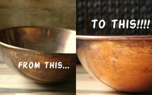 Copper Bowl, Windsor Pot & Inspiration