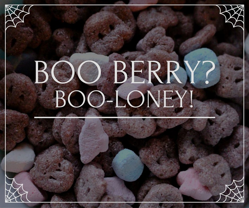 Boo Berry Memories