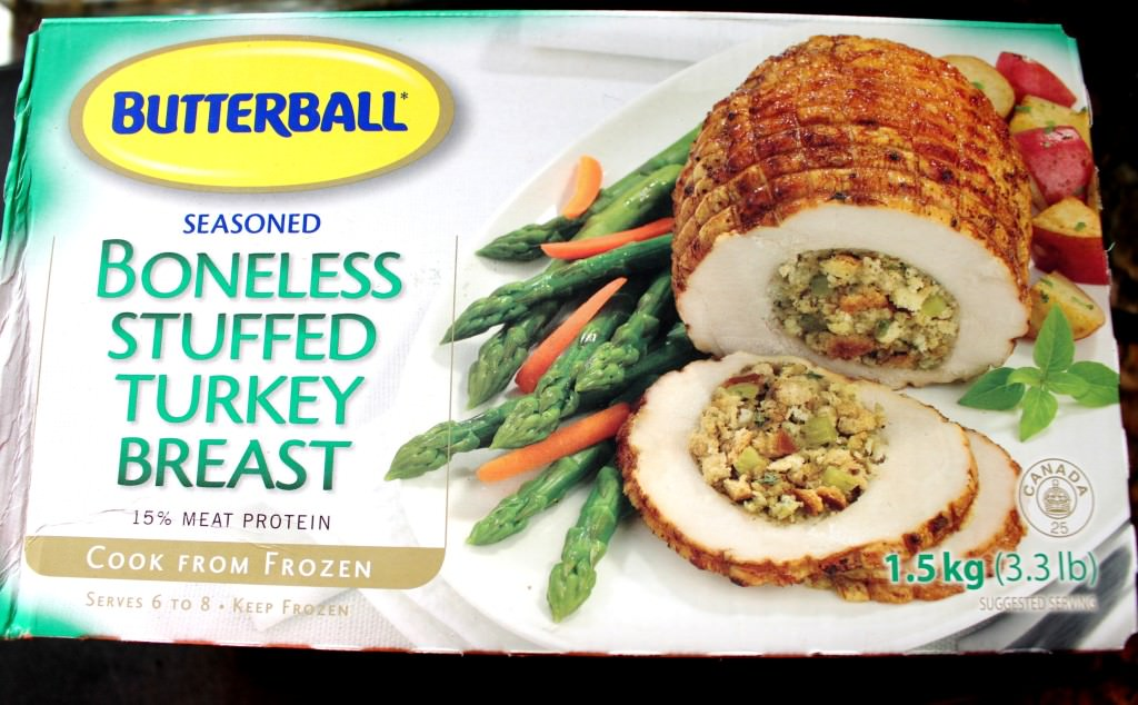 Butterball Boneless Stuffed Turkey Breast