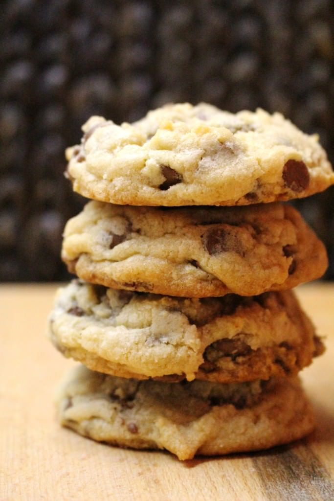 Anna Olson's Classic Chocolate Chip Cookie