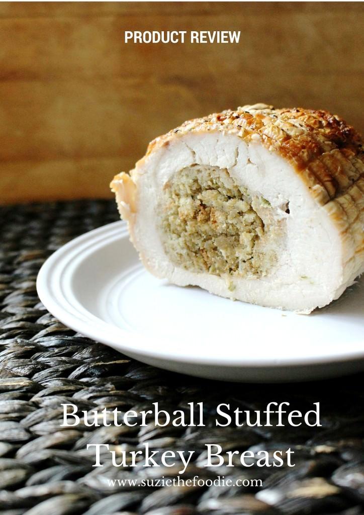 Product Review: Butterball Seasoned Stuffed Turkey Breast