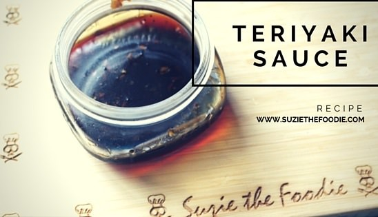Easy Homemade Teriyaki Sauce