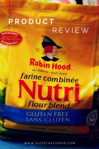 Product Test: Robin Hood's Nutri Gluten-Free Flour Blend