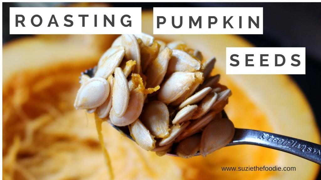 Slow Roasted Super Savoury Pumpkin Seeds Tutorial