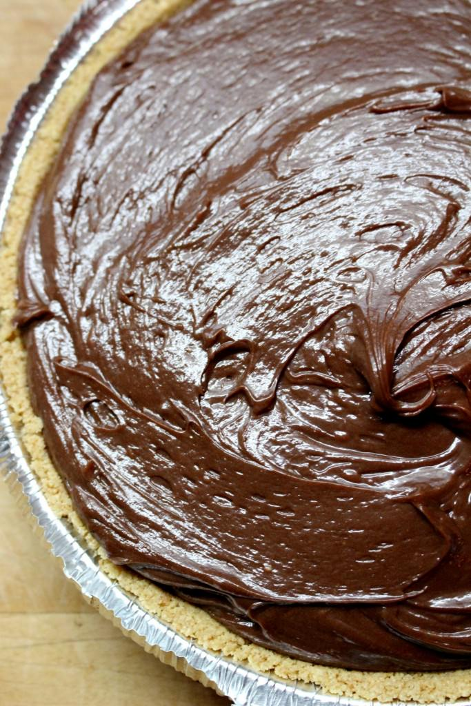 Easy No Bake Nutella Cheesecake 09
