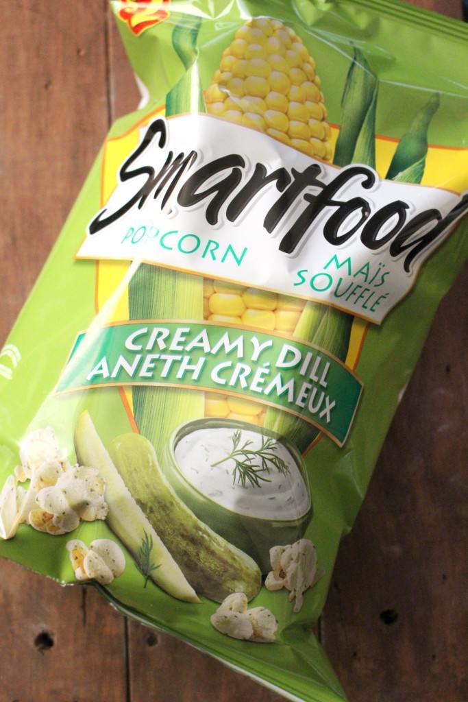 Creamy Dill Smartfood Popcorn