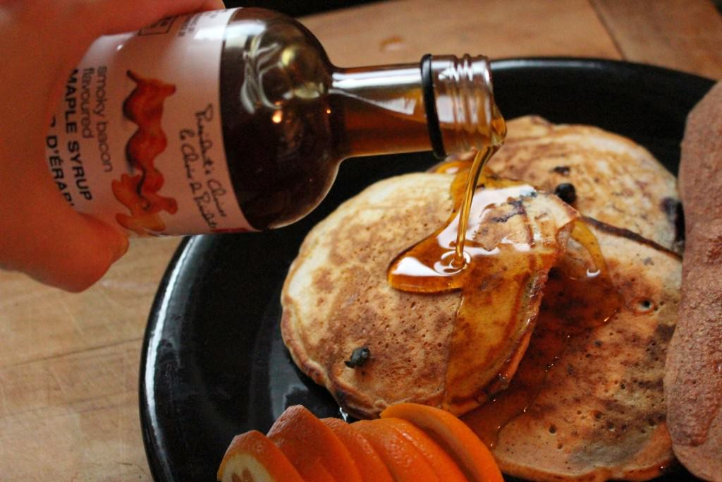 17db16aa627 PC Smoky Bacon Flavoured Maple Syrup Product Review - Suzie The Foodie