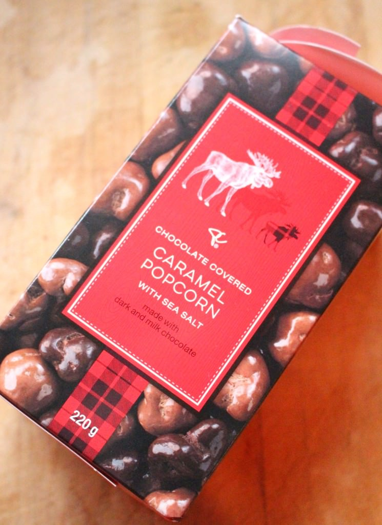 PC Chocolate Covered Caramel Popcorn with Sea Salt