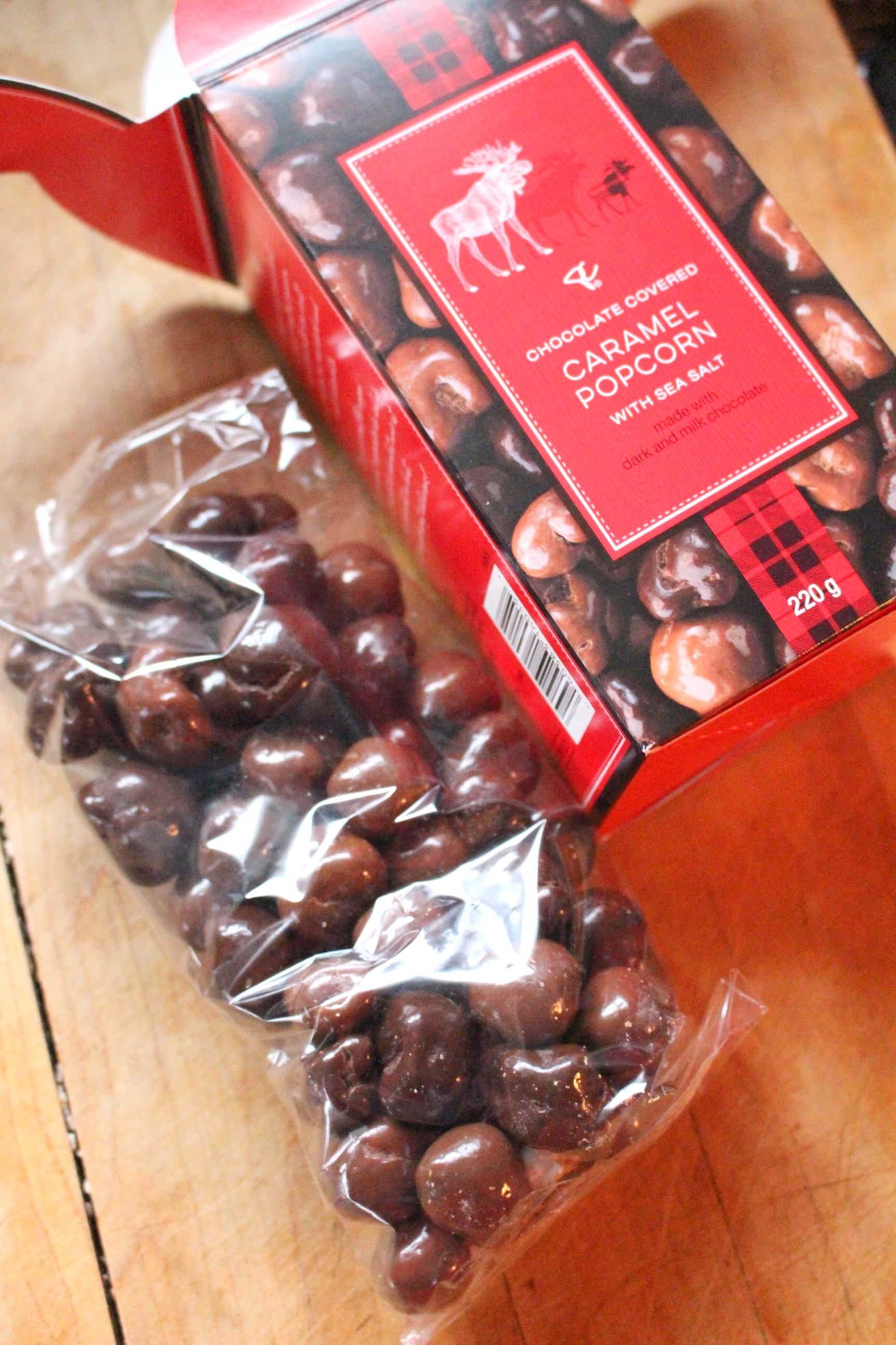 Pc Chocolate Covered Caramel Popcorn With Sea Salt Product Review
