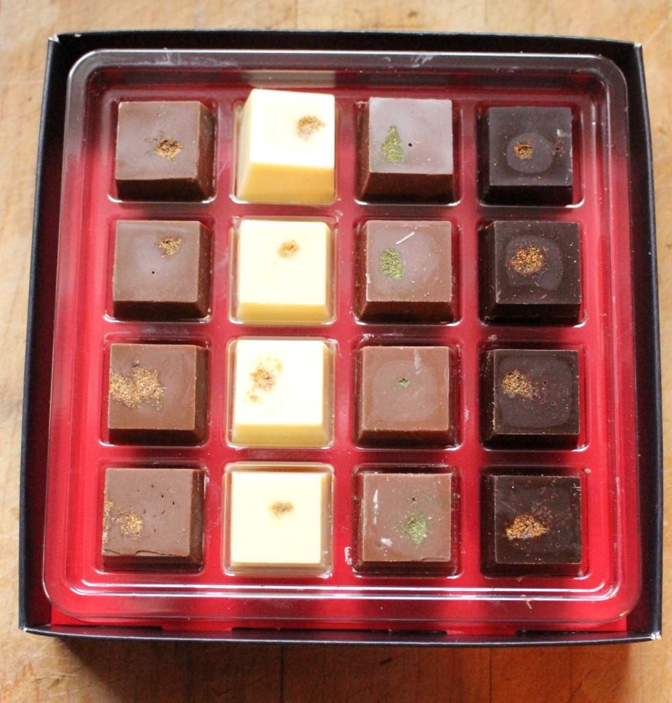 PC Spiced Chocolate Collection