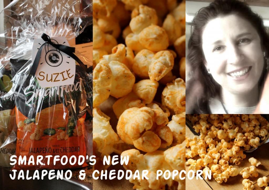 SmartFood's Jalapeño & Cheddar Popcorn