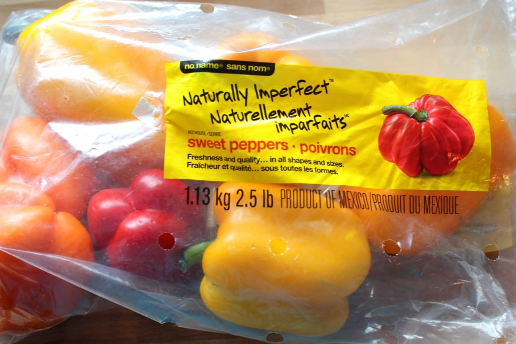 No Name Naturally Imperfect Peppers