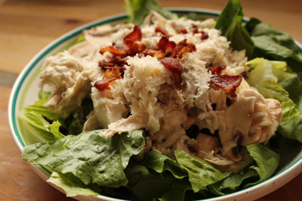 Inta Ridler's Caesar Salad Dressing Recipe