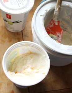 Decadent Caramelized Peaches & Cream Ice Cream