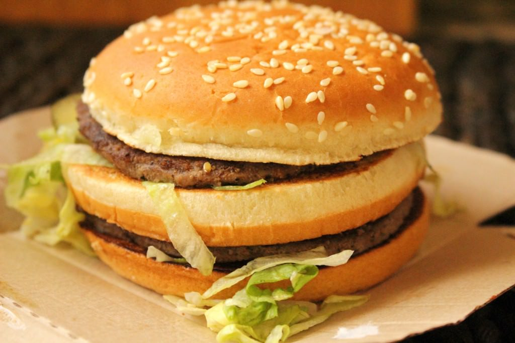 Big Mac for Fort Mac