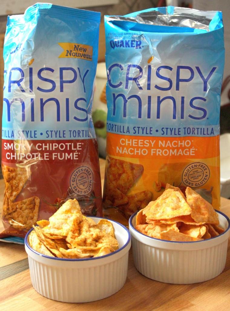 Celiac Awareness Month & Crispy Minis