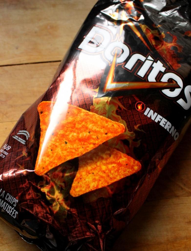 Doritos Inferno Tortilla chips