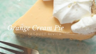 President's Choice Orange Cream Pie Product Review