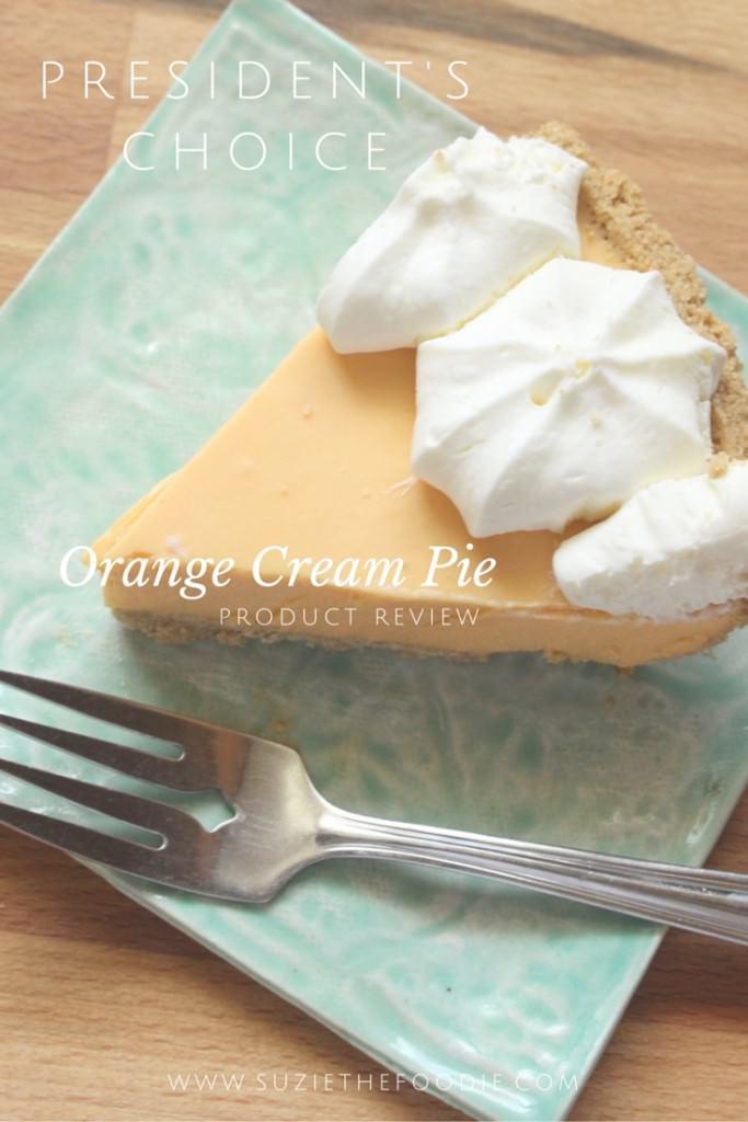 PC Orange Cream Pie Product Review JPEG