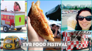 I Survived YVR Food Fest