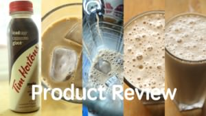Product Review of Tim Hortons Bottled Iced Capp