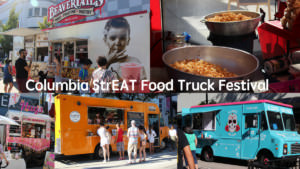 2016 Columbia StrEAT Food Truck Fest