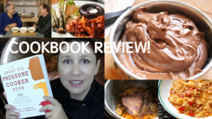 Cookbook Review of The Great Big Pressure Cooker Book