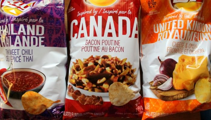 Lay's Do Us A Flavour World Flavourites Winners