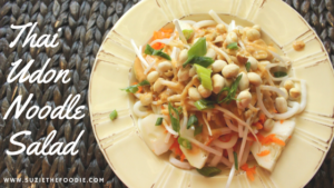Thai Udon Noodle Salad Recipe