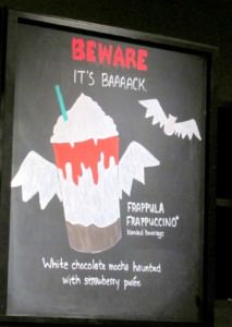 Product Review of Starbucks' Frappula Frappuccino
