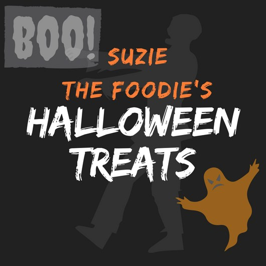 All of Suzie the Foodie's Halloween Posts