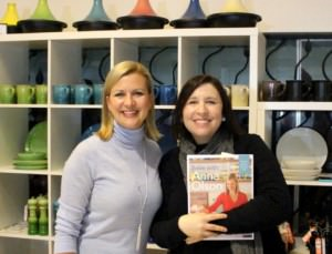 "Anna Olson's Cookbook ""Bake with Anna"" Signing at Gourmet Warehouse"