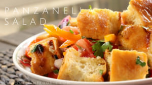 Suzie the Foodie's Panzanella Salad