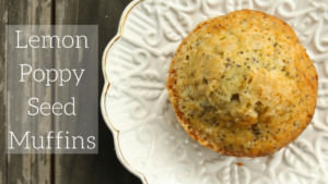 Recipe Review of Dine & Dish Lemon Poppy Seed Muffins