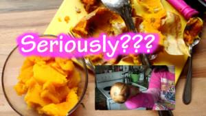 Testing Jamie Oliver's Super Easy Squash Roasting Method