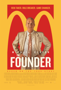 Movie Review of The Founder by Suzie the Foodie